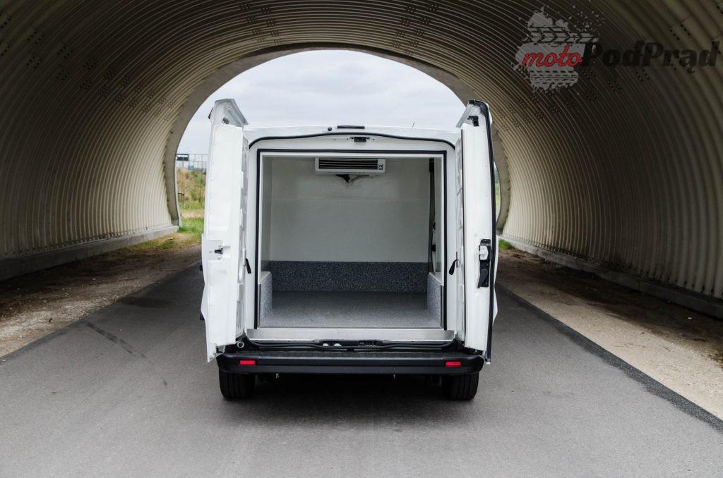 Renault Trafic izoterma 4 1024x678 Test: Renault Trafic Furgon   izoterma wewnętrzna