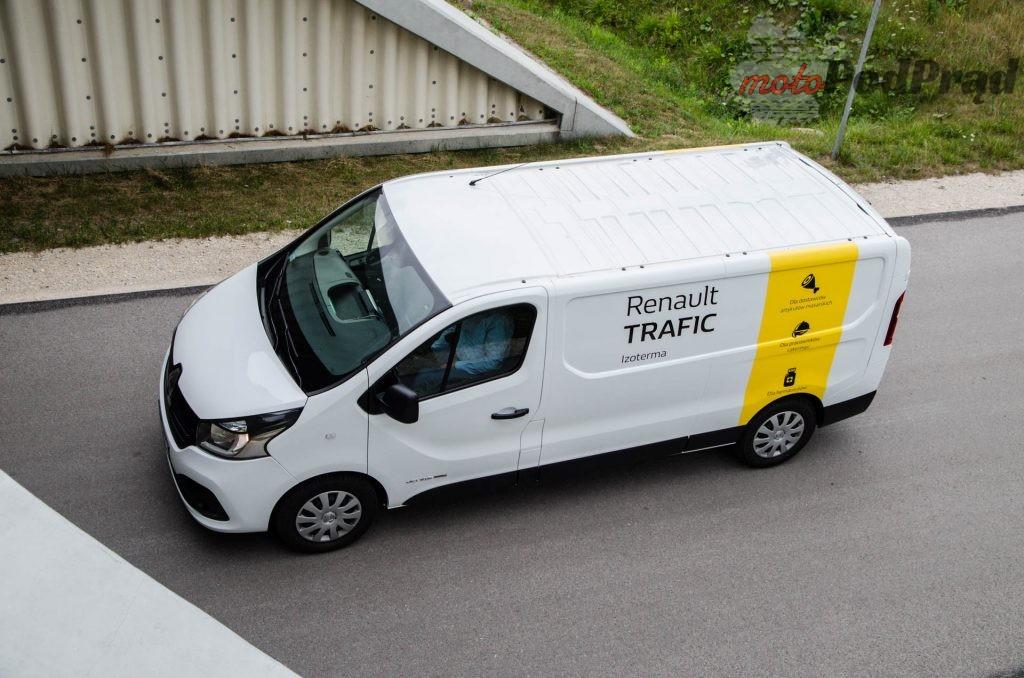 Renault Trafic izoterma 8 1024x678 Test: Renault Trafic Furgon   izoterma wewnętrzna