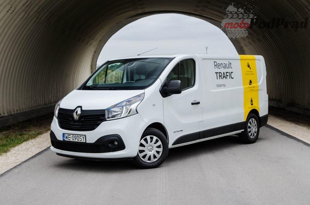 Renault Trafic izoterma 9 1024x678 Test: Renault Trafic Furgon   izoterma wewnętrzna