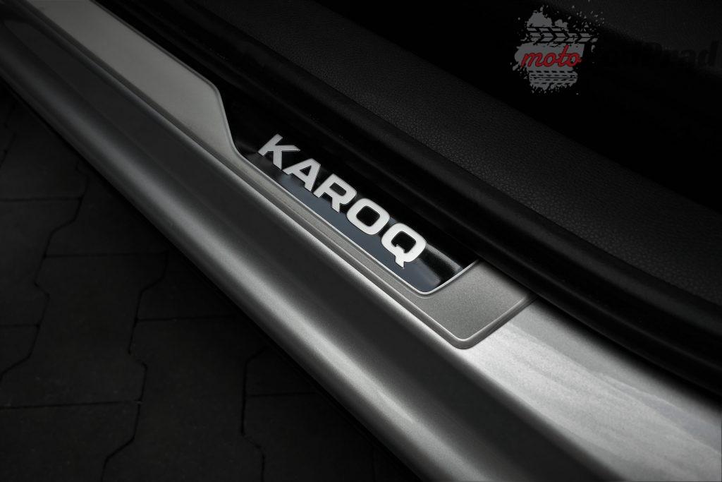 Skoda Karoq 11 1024x683 Test: Skoda Karoq Sportline 2.0 TSI   elegancki kontrast