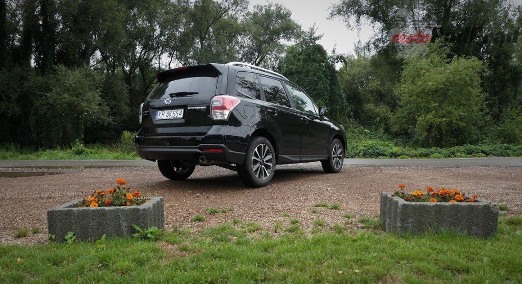 Subaru Forester 18 1024x557 5 rzeczy, za które pokochasz Subaru