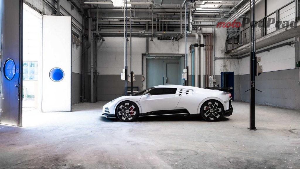 bugatti centodieci 2 1024x576 Bugatti Centodieci   spadkobierca EB110