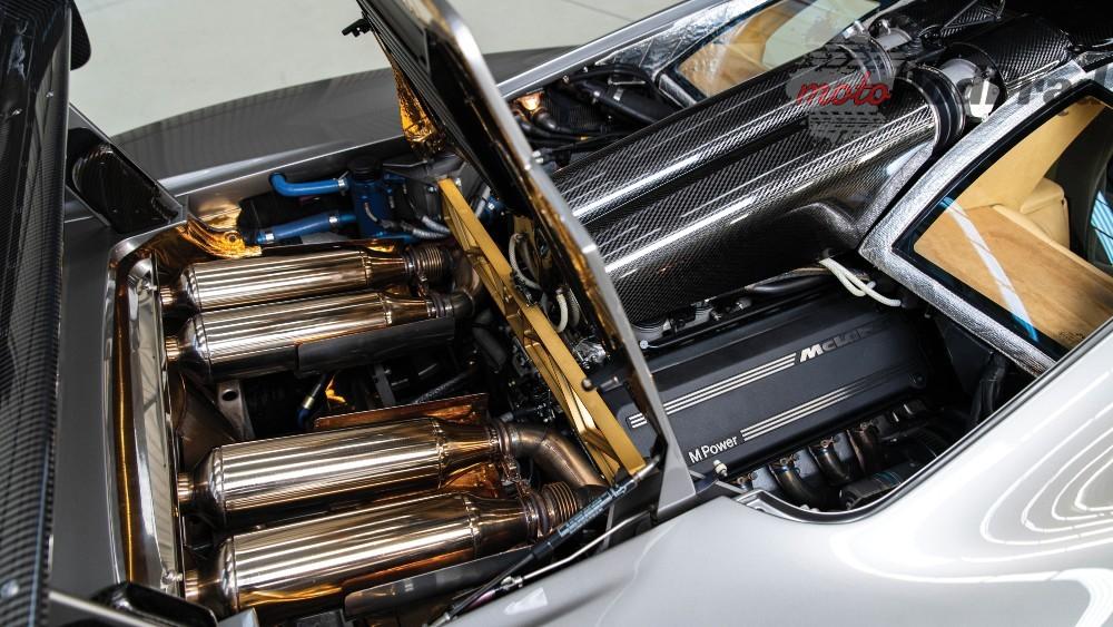 mclaren07 McLaren F1 LM spec na sprzedaż. Może osiągnąć nawet $23 mln!