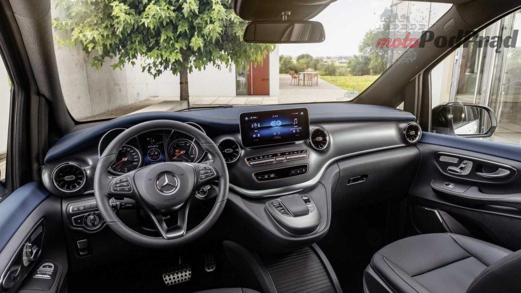 mercedes benz eqv 4 1024x576 Mercedes Benz EQV kolejnym przedstawicielem rodziny EQ