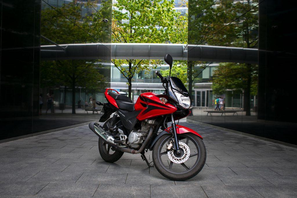 moto15 1024x683 Test: Honda CBF125