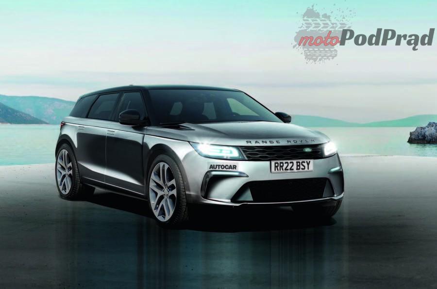 road rover finala Plan naprawczy JLR   pięć nowych modeli przed 2022