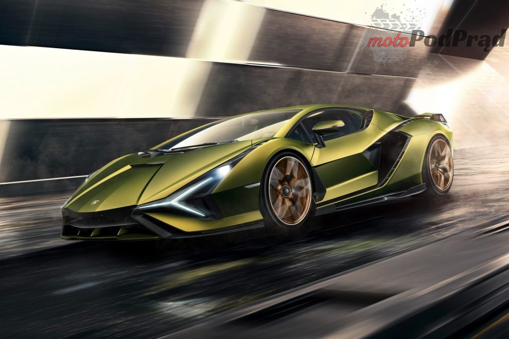3 1024x682 Lamborghini Sian – hybryda z V12?