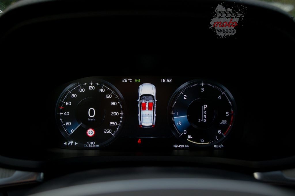 DSC 2919 1024x683 8 rzeczy, które polubisz w nowym Volvo V60 Cross Country
