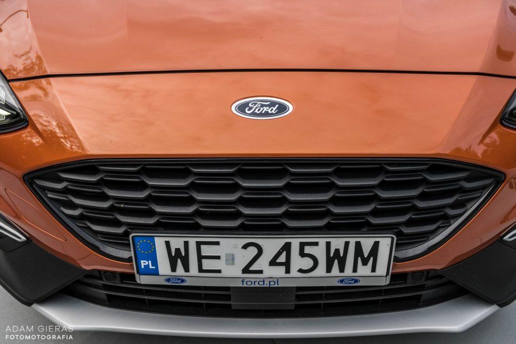 Focus Active 10 1024x683 Test: Ford Focus Active Crossover 1.5 EcoBoost 182 KM AT   pełny sprzeczności