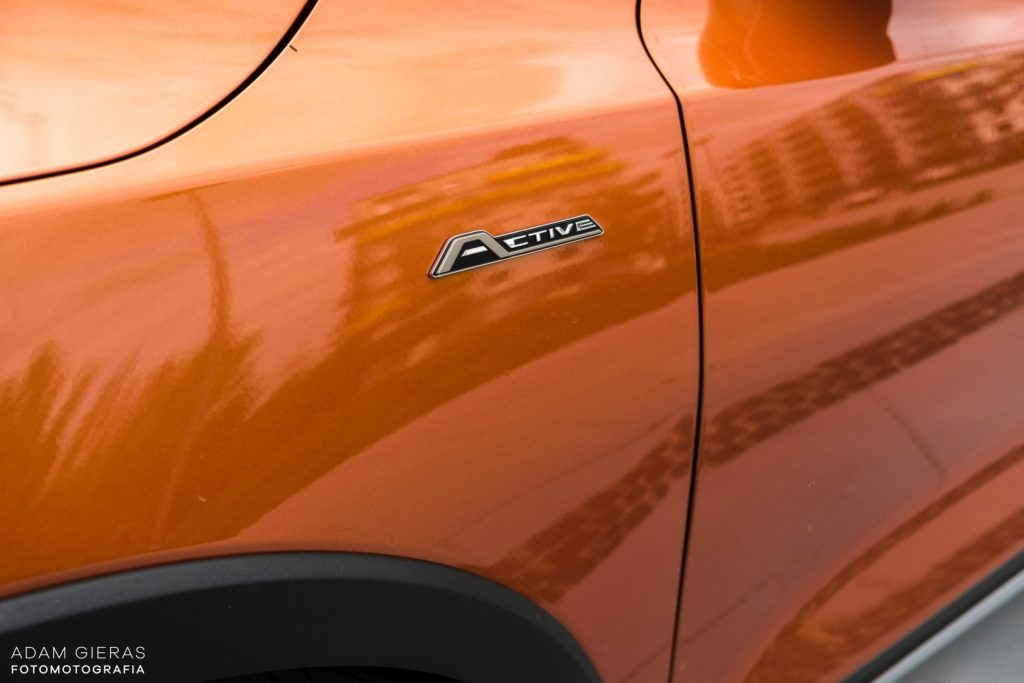 Focus Active 11 1024x683 Test: Ford Focus Active Crossover 1.5 EcoBoost 182 KM AT   pełny sprzeczności