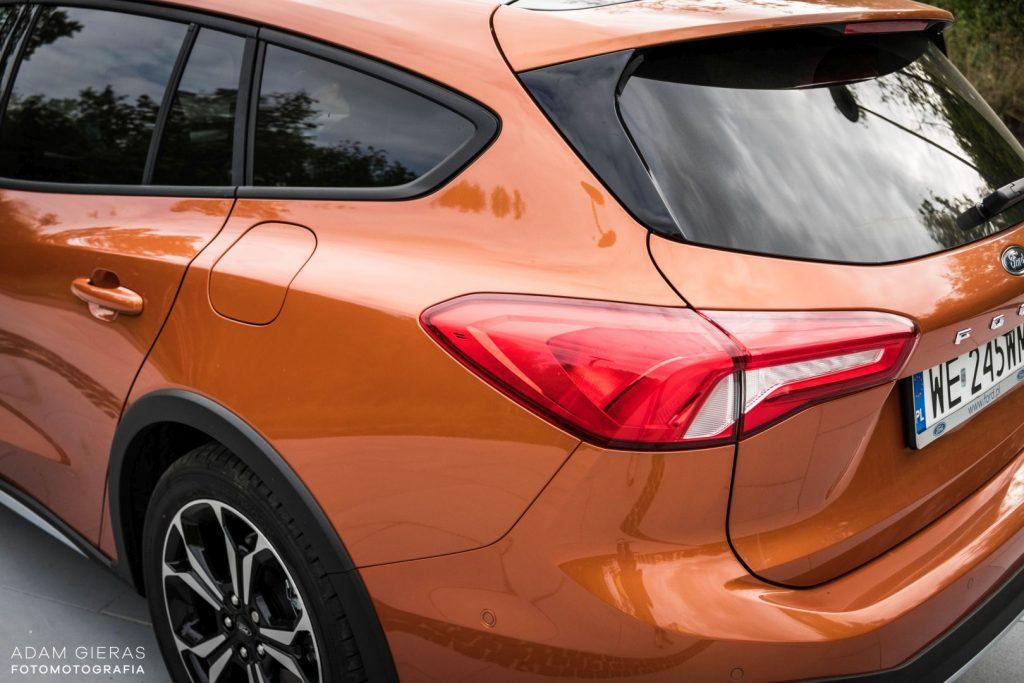Focus Active 12 1024x683 Test: Ford Focus Active Crossover 1.5 EcoBoost 182 KM AT   pełny sprzeczności