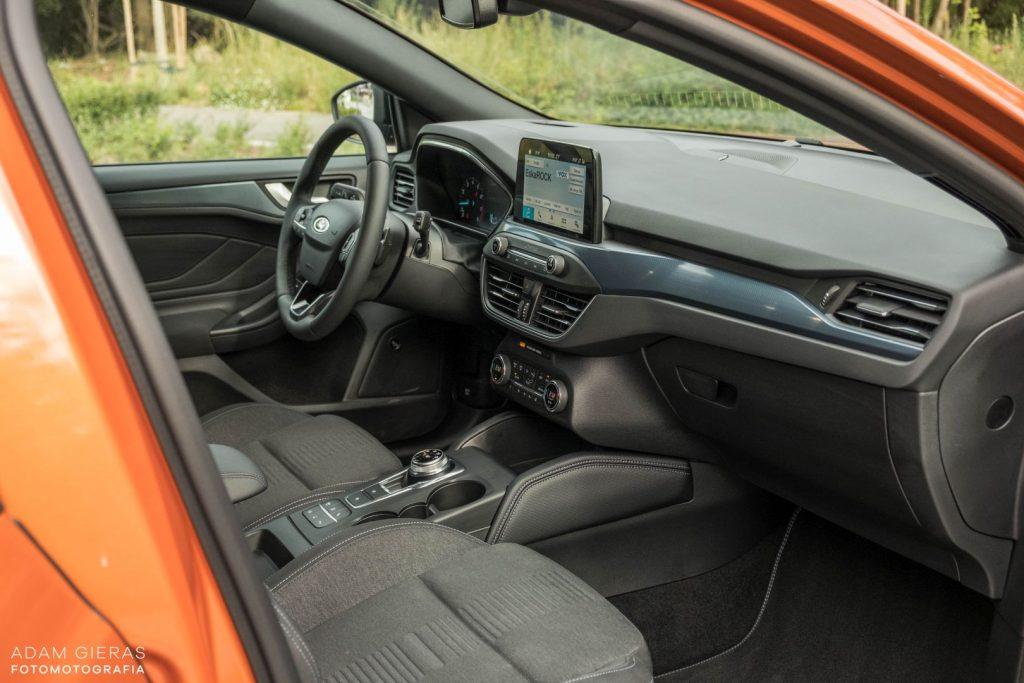 Focus Active 15 1024x683 Test: Ford Focus Active Crossover 1.5 EcoBoost 182 KM AT   pełny sprzeczności