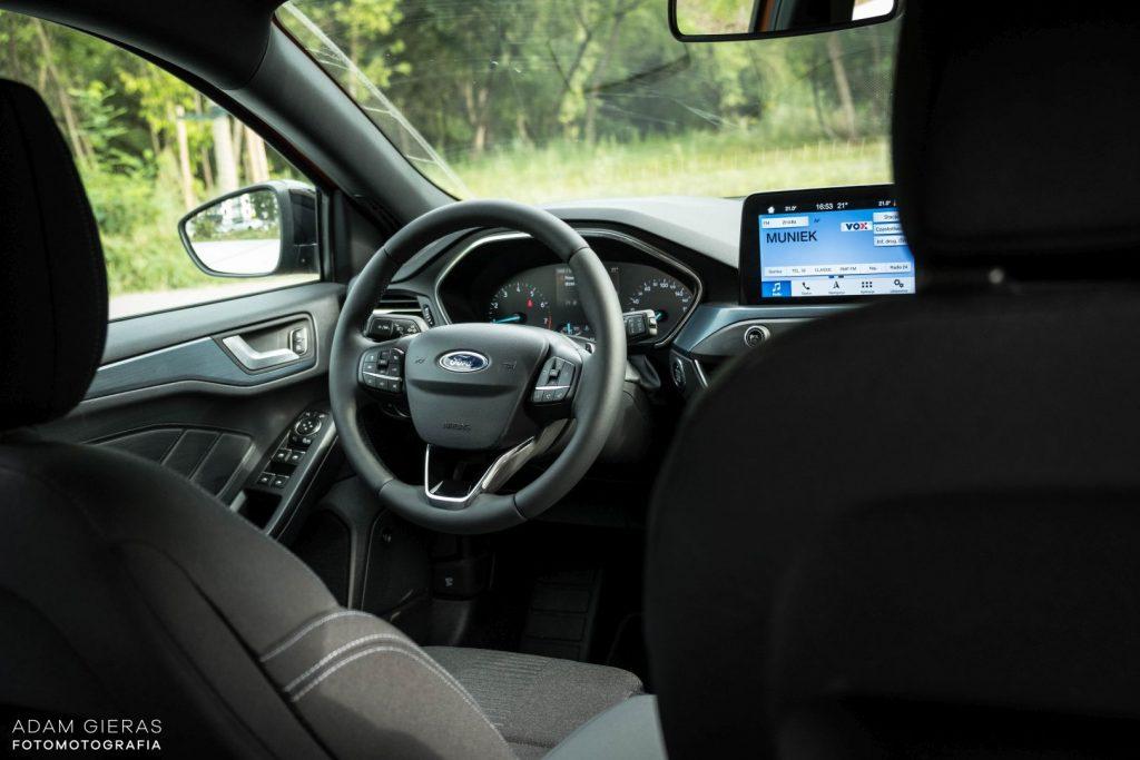 Focus Active 17 1024x683 Test: Ford Focus Active Crossover 1.5 EcoBoost 182 KM AT   pełny sprzeczności