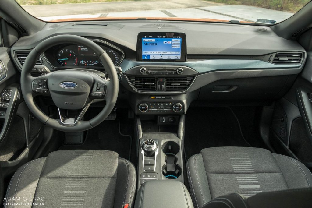 Focus Active 19 1024x683 Test: Ford Focus Active Crossover 1.5 EcoBoost 182 KM AT   pełny sprzeczności