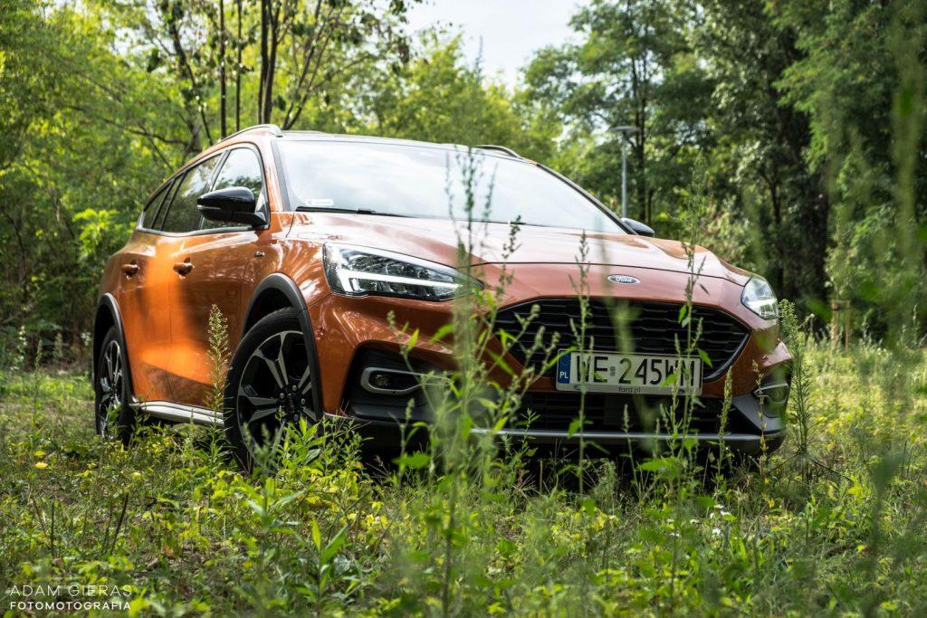 Focus Active 26 1024x683 Test: Ford Focus Active Crossover 1.5 EcoBoost 182 KM AT   pełny sprzeczności