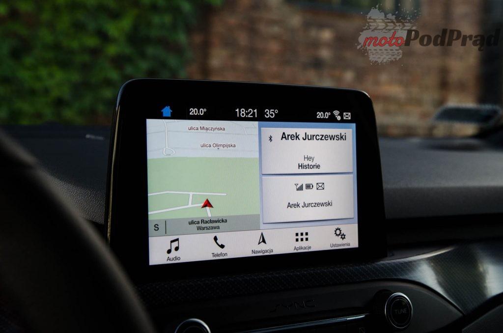 Ford Focus 12 1024x678 Test: Ford Focus 2.0 EcoBlue 150 KM A8   ta skrzynia i silnik to złe połączenie.