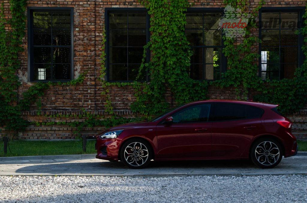 Ford Focus 4 1024x678 Test: Ford Focus 2.0 EcoBlue 150 KM A8   ta skrzynia i silnik to złe połączenie.