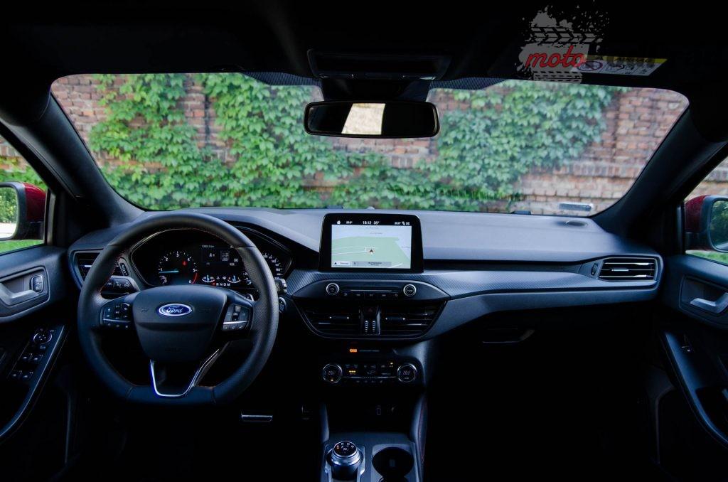 Ford Focus 8 1024x678 Test: Ford Focus 2.0 EcoBlue 150 KM A8   ta skrzynia i silnik to złe połączenie.