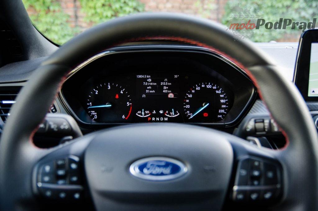 Ford Focus 9 1024x678 Test: Ford Focus 2.0 EcoBlue 150 KM A8   ta skrzynia i silnik to złe połączenie.