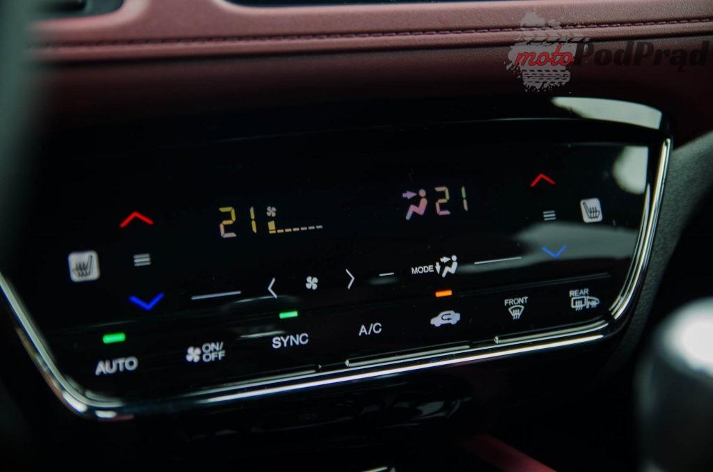 Honda HRV 15 1024x678 Test: Honda HR V Sport   w zdrowym ciele zdrowy duch