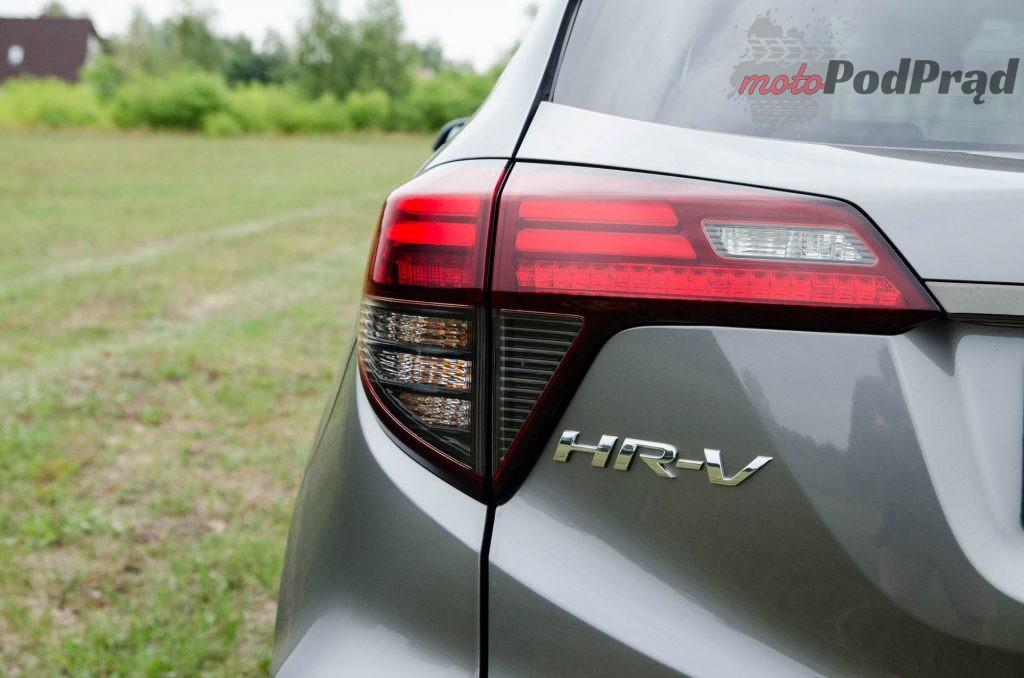 Honda HRV 3 1024x678 Test: Honda HR V Sport   w zdrowym ciele zdrowy duch