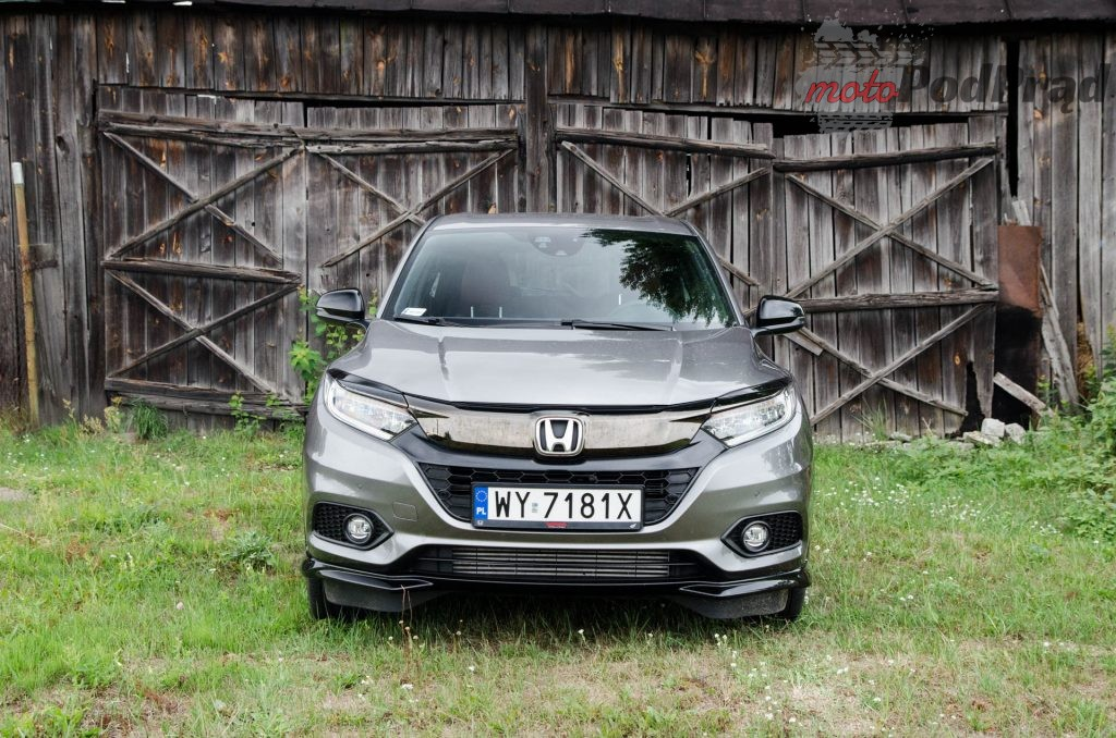Honda HRV 7 1024x678 Test: Honda HR V Sport   w zdrowym ciele zdrowy duch