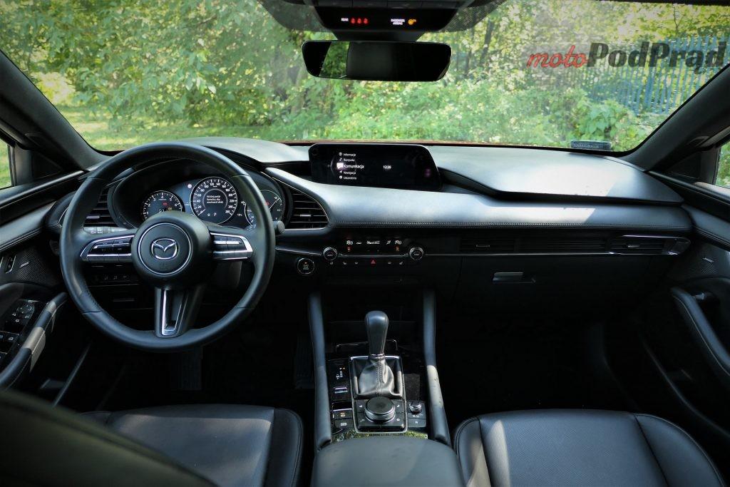 Mazda 3 20 1024x683 Test: Mazda 3   klasowy kompakt