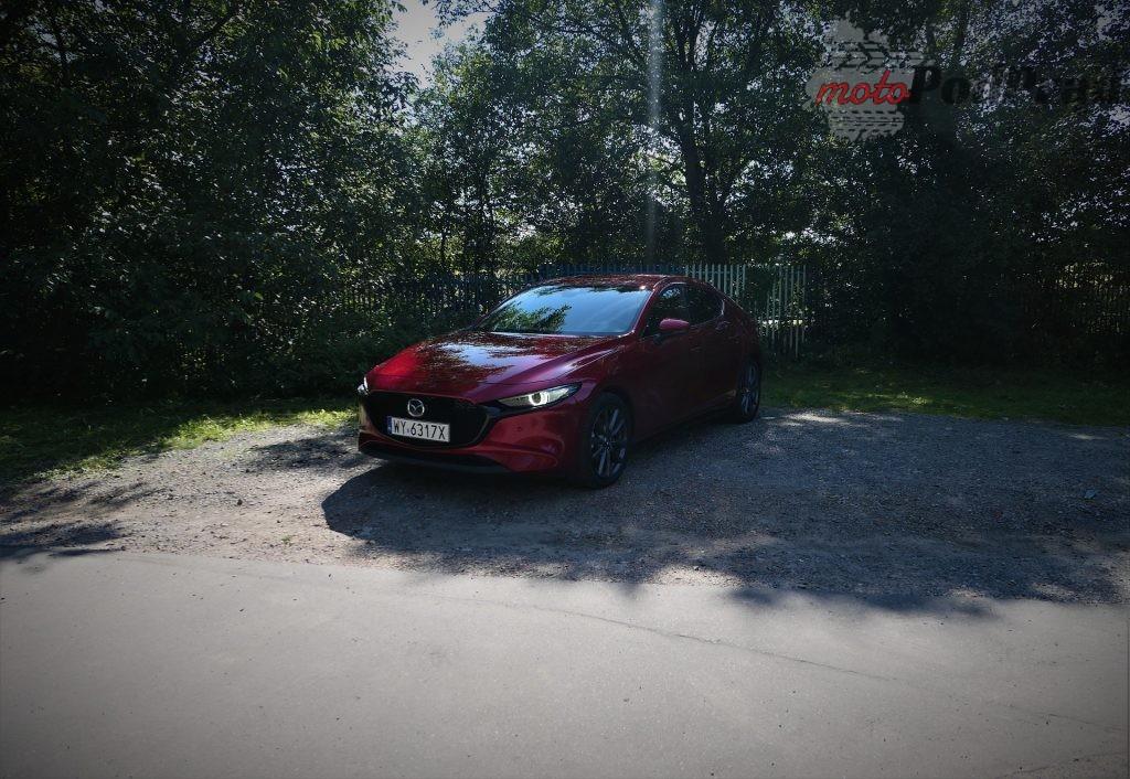 Mazda 3 29 1024x706 Test: Mazda 3   klasowy kompakt