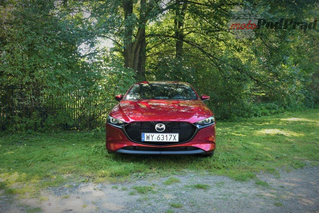 Mazda 3 3 1024x683 Test: Mazda 3   klasowy kompakt