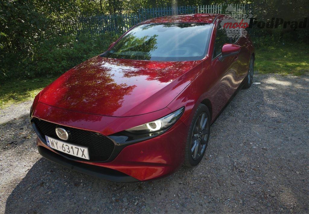 Mazda 3 30 1024x711 Test: Mazda 3   klasowy kompakt