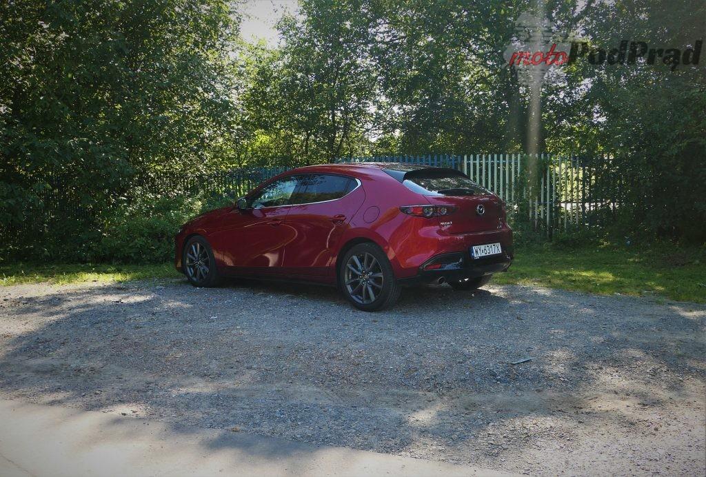 Mazda 3 7 1024x692 Test: Mazda 3   klasowy kompakt