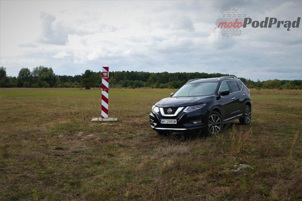 Nissan X trail przygoda na Podlasiu 14 1024x682