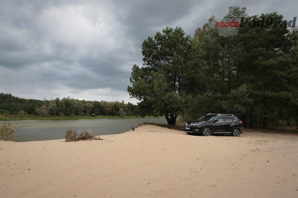 Nissan X trail przygoda na Podlasiu 19 1024x682