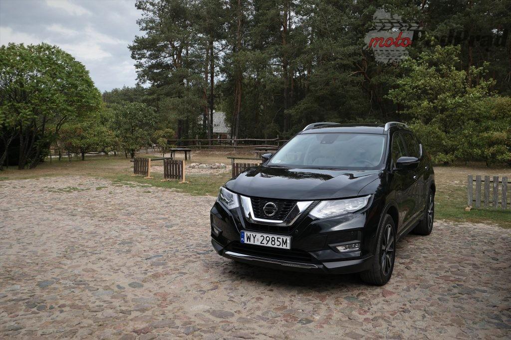 Nissan X trail przygoda na Podlasiu 3 1024x682
