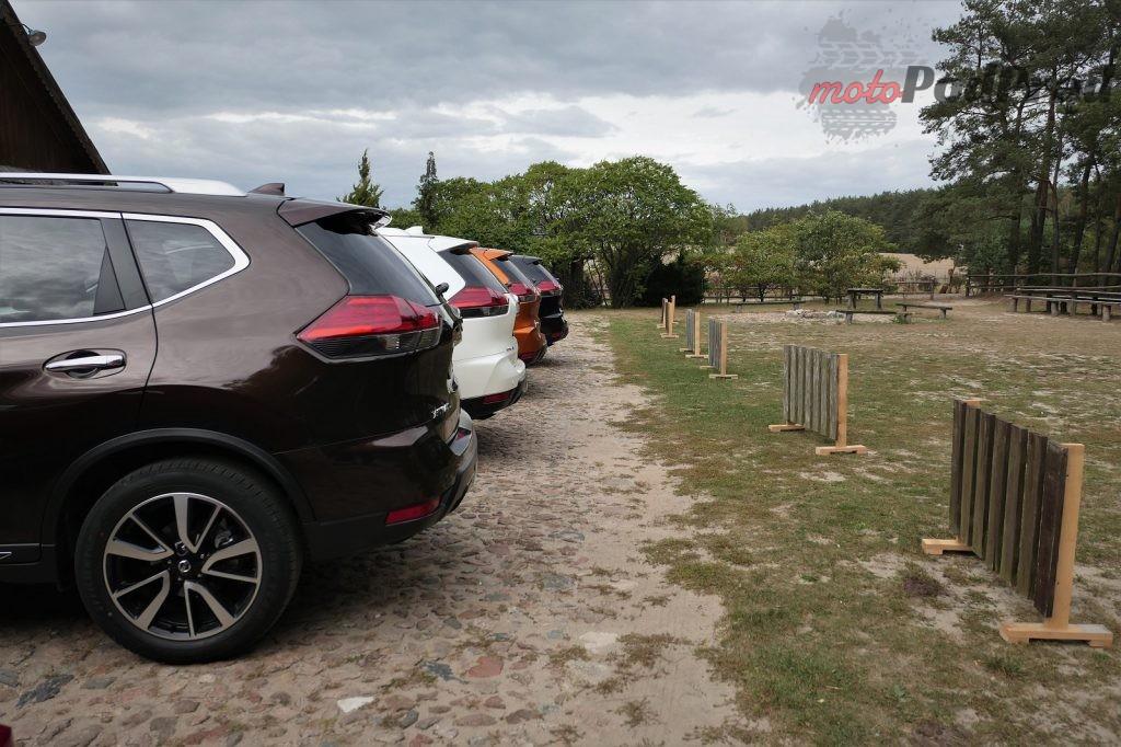 Nissan X trail przygoda na Podlasiu 4 1024x682