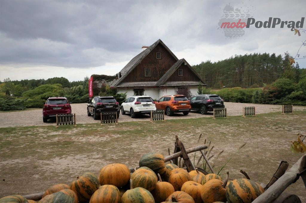 Nissan X trail przygoda na Podlasiu 6 1024x682