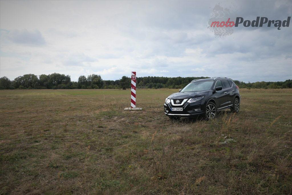 Nissan X trail przygoda na Podlasiu 7 1024x682