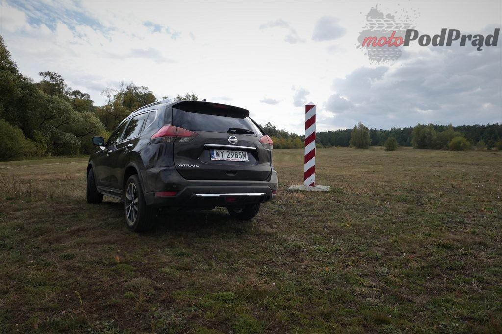 Nissan X trail przygoda na Podlasiu 8 1024x682