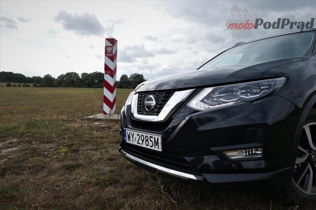 Nissan X trail przygoda na Podlasiu 9 1024x682
