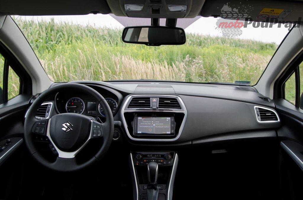 Suzuki SX4 S Cross 11 1024x678 Test: Suzuki SX4 S Cross, czyli pozytywne zaskoczenie
