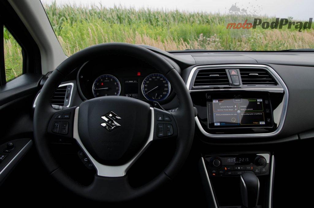 Suzuki SX4 S Cross 12 1024x678 Test: Suzuki SX4 S Cross, czyli pozytywne zaskoczenie