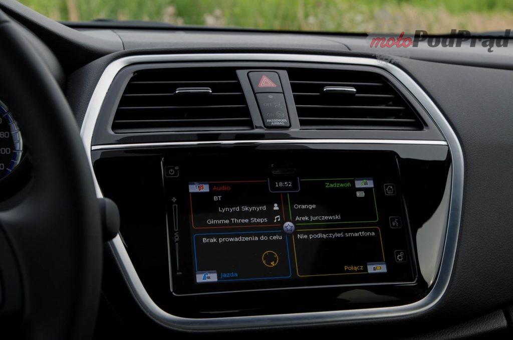 Suzuki SX4 S Cross 13 1024x678 Test: Suzuki SX4 S Cross, czyli pozytywne zaskoczenie