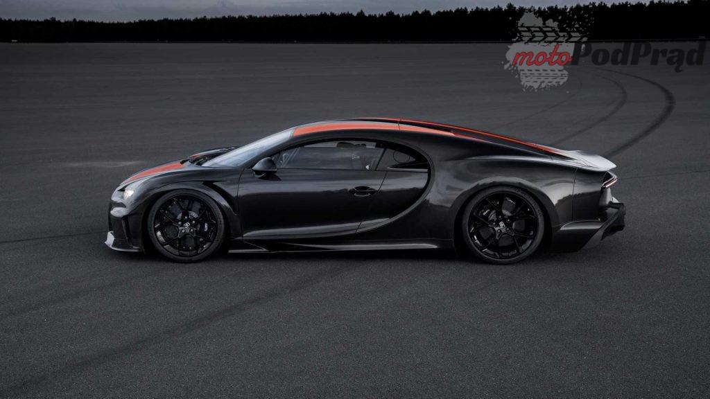 bugatti chiron sport built for top speed run 1 1024x576 Bugatti znowu szokuje! Mamy nowy, oficjalny rekord prędkości