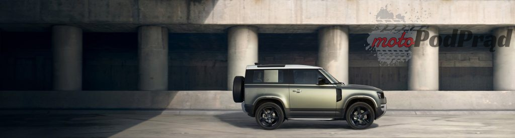 lr def 20my 90 dynamic 1 4afc109075000 1024x276 Wierny legendzie   nowy Land Rover Defender