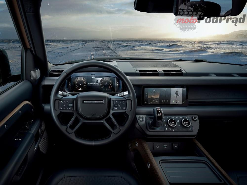 lr def 20my interior 100 90a8ca5075000 Wierny legendzie   nowy Land Rover Defender