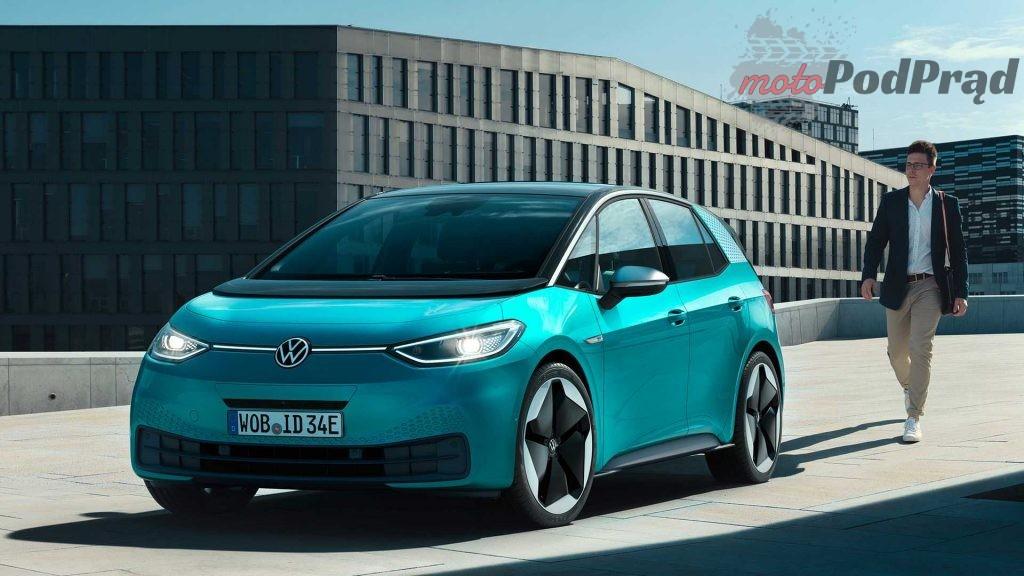 volkswagen id 3 2019 1 1024x576 Volkswagen ID.3   elektryczna rewolucja