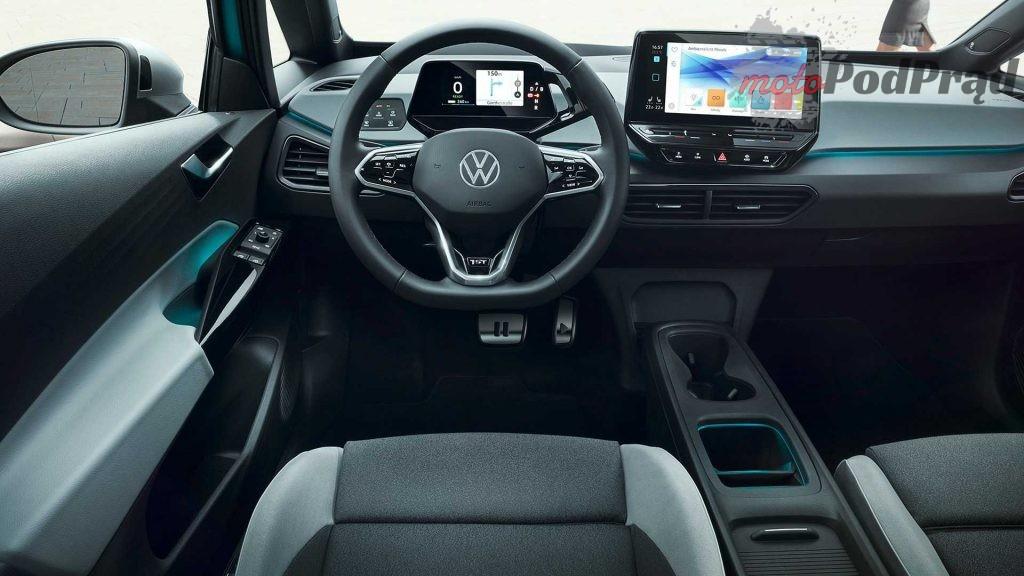 volkswagen id 3 2019 3 1024x576 Volkswagen ID.3   elektryczna rewolucja