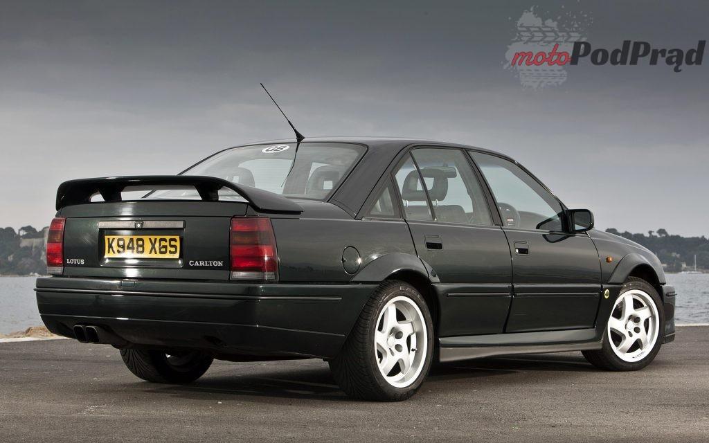 1990 Vauxhall Lotus Carlton V2 1200 1024x640 1992 Lotus Omega   marzenie  z mojego rocznika