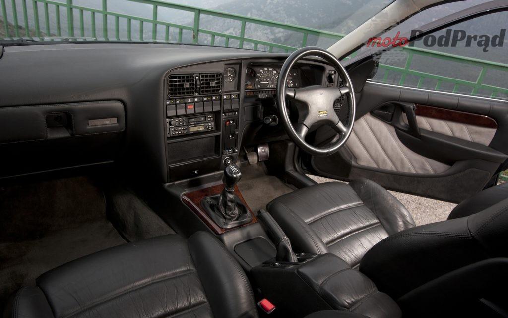 1990 Vauxhall Lotus Carlton V6 1200 1024x640 1992 Lotus Omega   marzenie  z mojego rocznika