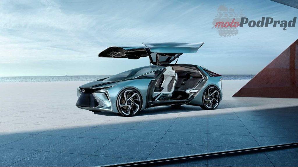 2019 lexus lf 30 concept 3 1024x576 Elektryczna wizja   Lexus LF 30
